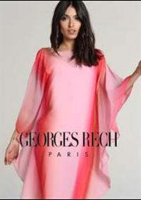 Prospectus Georges Rech Paris VIIe : Collection Exclus Web