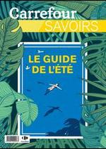 Prospectus Carrefour : Savoir Juin