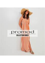 Prospectus Promod : Collection Robes
