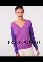 Prospectus Eric Bompard : Pulls Femme
