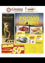 Prospectus Supermarchés Casino : L'évènement promo de l'année - Épisode 4