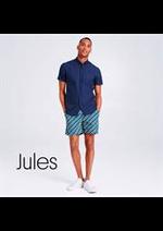 Prospectus Jules : Nouveautés