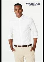 Prospectus Mc Gregor : Nouvelle Chemises