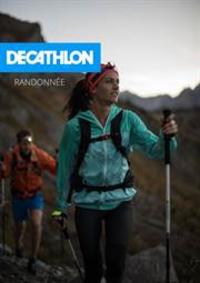 Prospectus DECATHLON Cergy Pontoise : RANDONNÉE