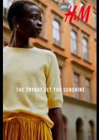 Prospectus H&M Argenteuil : The tryout let the sunshine