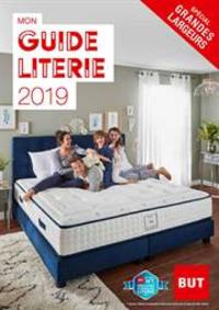 Guides et conseils BUT : Guide Literie 2019