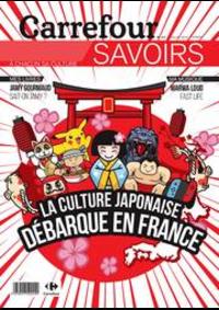 Prospectus Carrefour CHARENTON LE PONT : Savoirs Juillet