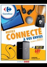 Prospectus Carrefour CHARENTON LE PONT : Restez connecté à vos envies