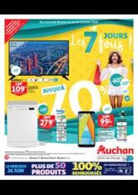Prospectus Auchan Le Kremlin-Bicêtre : les soldes d'été