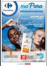 Prospectus Carrefour : PARAPHARMACIE JUILLET