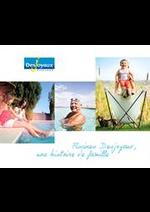 Prospectus  : Catalogue Desjoyaux Piscines