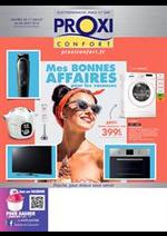 Prospectus Proxi Confort : Mes bonnes affaires pour les vacances
