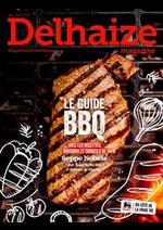 Prospectus Supermarché Delhaize : Supplement barbecue