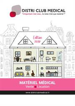 Prospectus Distri Club Medical : Catalogue 2019 pour les Particuliers