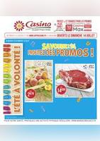 Savourez l'été, profitez des promos ! - Supermarchés Casino