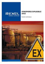 Guides et conseils Rexel : Catalogue ATEX REXEL