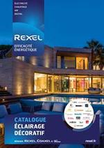 Prospectus Rexel : Catalogue éclairage décoratif 2019