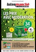 Prospectus Intermarché Super : LES PRIX AVEC MODÉRATION.