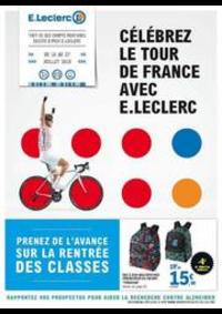Prospectus E.Leclerc LE CHATELET EN BRIE : Catalogue E.Leclerc