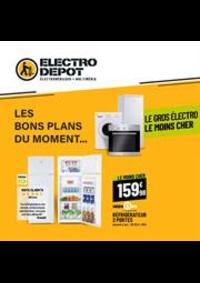 Prospectus ELECTRO DEPOT BRIE COMTE ROBERT : PLANS DU MOMENT...