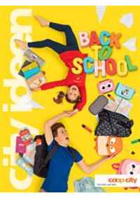 Prospectus Coop City Bern - Ryffihof : Back to School