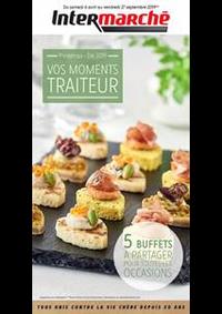 Prospectus Intermarché Super Orgeval : Vos Moments Traiteur