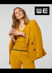 Prospectus WE Fashion Hommes & Femmes PARIS - LES HALLES : Pulls & Veste