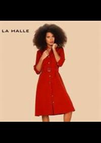 Prospectus La Halle Chaumont : Vêtements Femme
