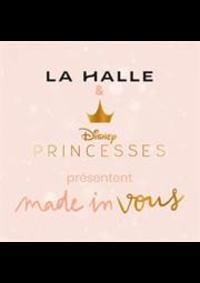 """Prospectus La Halle MONTBÉLIARD ZAC DITE """"DU PIED DES GOUTTES"""" : Nouvelle Collection"""