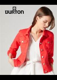 Prospectus Burton VELIZY : Vestes Femme