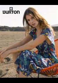 Prospectus Burton PARIS 14-16 BLD POISSONNIERE : Nouvelle Collection