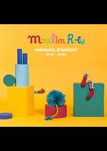 Journaux et magazines Moulin Roty : Mémoire d'enfant 201920