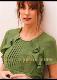 Catalogues et collections Un jour ailleurs PARIS 33-35 RUE TRONCHET : Collection Printemps