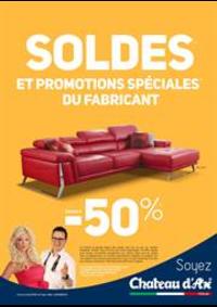 Prospectus Château d´Ax Claye-souilly : Soldes jusqu'à -50%