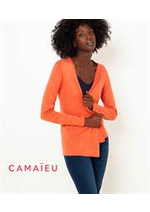 Prospectus Camaieu : Collection Pulls & Gilets