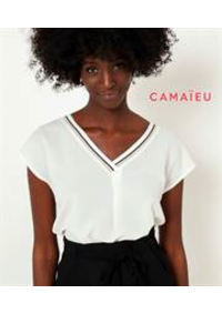 Prospectus Camaieu ATHIS-MONS : Collection T-Shirts & Chemises