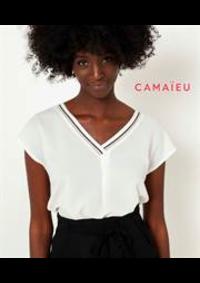 Prospectus Camaieu PARIS : Collection T-Shirts & Chemises