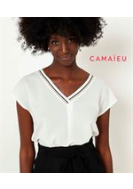 Catalogues et collections Camaieu : Collection T-Shirts & Chemises