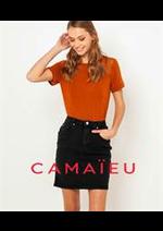 Catalogues et collections Camaieu : Les Jupes et Shorts
