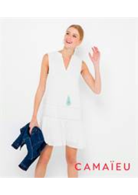 Prospectus Camaieu ARGENTEUIL : Collection Robes