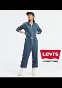 Prospectus Levi's Store Lieusaint : Nouveautés / Femme