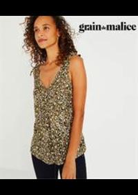 Prospectus Grain de Malice Roncq : Robe Femme