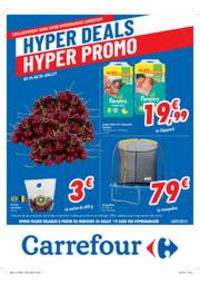 Prospectus Carrefour KORBEEK LO -  BIERBEEK : Hyper deals Hyper promo