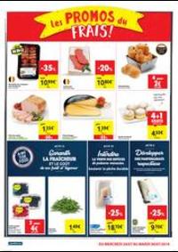 Prospectus Carrefour Market EGHEZEE : folder Carrefour Market