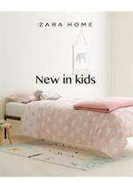 Prospectus ZARA HOME : New in kids