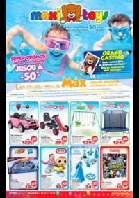 Prospectus Maxi Toys Andenne : Super Promos
