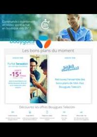 Prospectus Bouygues Telecom BAGNOLET : Offres Bouygues Telecom