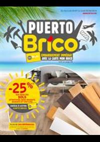 Prospectus Brico ANDERLECHT Tweestationsstraat : Puerto Brico