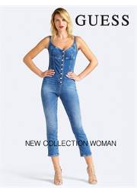 Prospectus Guess Le Chesnay : New Collection Woman