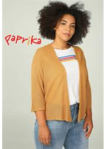 Prospectus Paprika : Vetements Femme